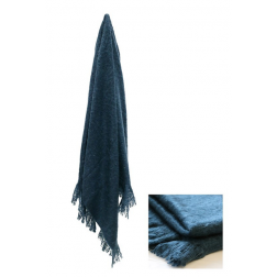 Indigo Blue Throw image