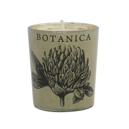 Botanica Votive with Vanilla Candle image