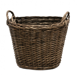 Willow Provincal style Round Baskets  image