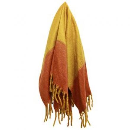 Albin Rustic Striped Throw image