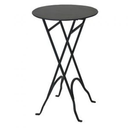 Round Narrrow Side table image