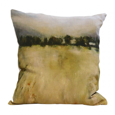 Harvest Linen Cushion image