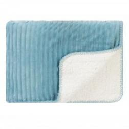 Cord Sherpa Stitch throw image