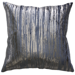 Eva Slate Cushion with Feather Inner image