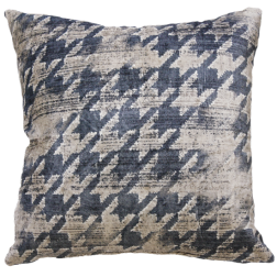 Rainer Slate Cushion with Feather Inner image