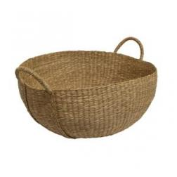 Large Slouch Thick Weave Basket image
