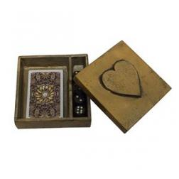 Hearts Card Box image