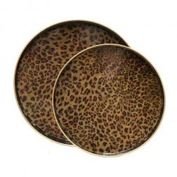 Leopard Print Tray image