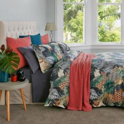Tropicana Duvet Set -Queen image
