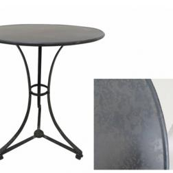 Iron Cafe Table image
