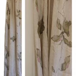 Fig Leaf Natural Linen Voile image