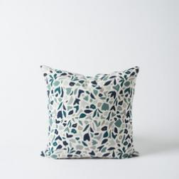 Meadow Linen Cushion + Feather Inner image