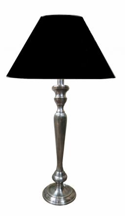Pewter Style Lamp image