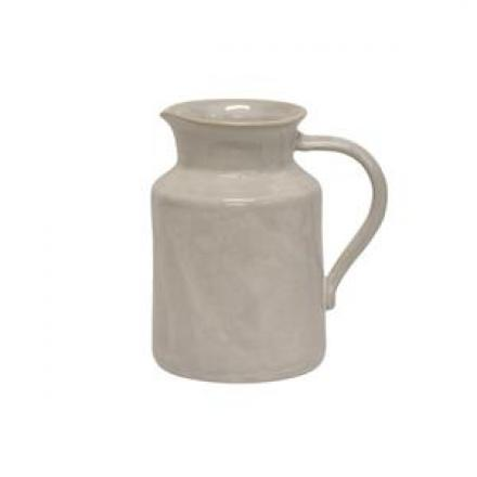 Franco Rustic White Small Pitcher image