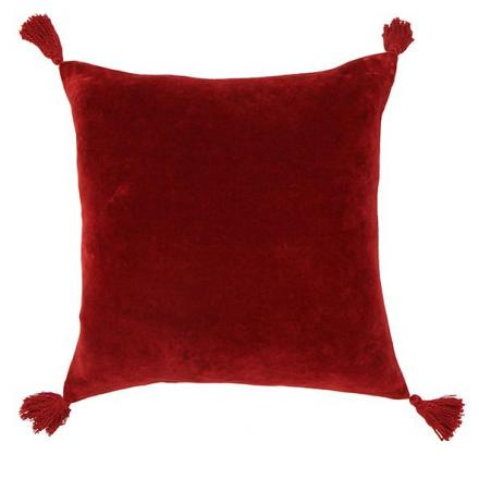 Boudoir  Tassled Cushion image