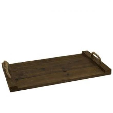 Rustic Narrow Serving Board image